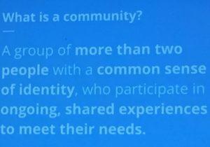 community edit