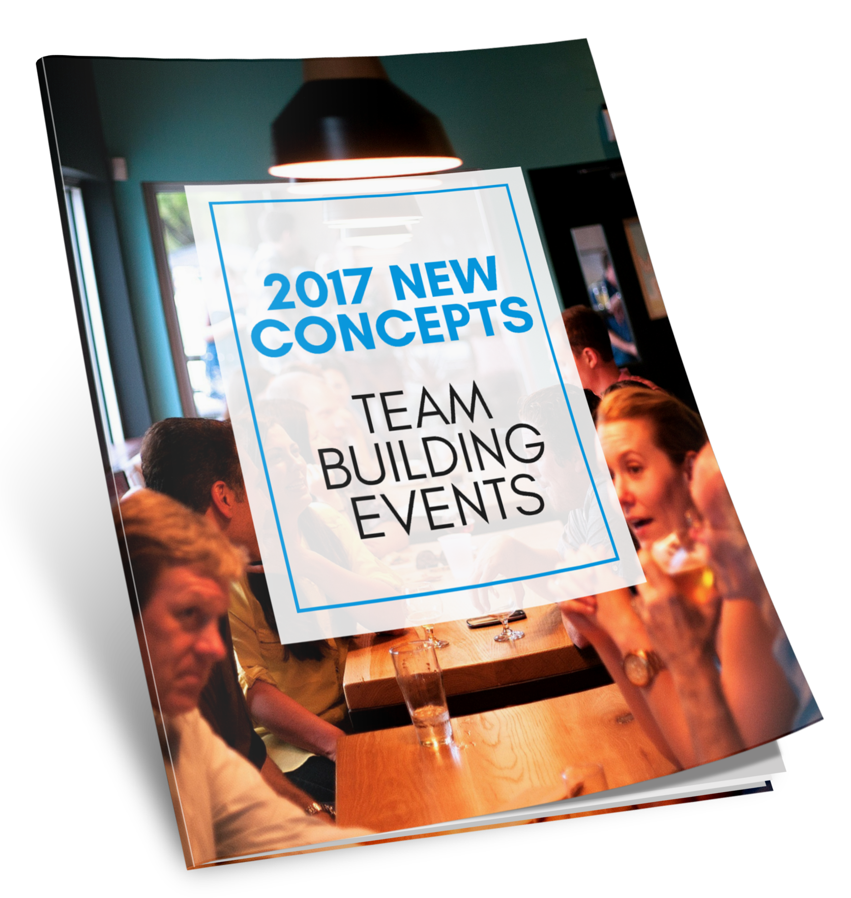 team building ideas new concepts book cover