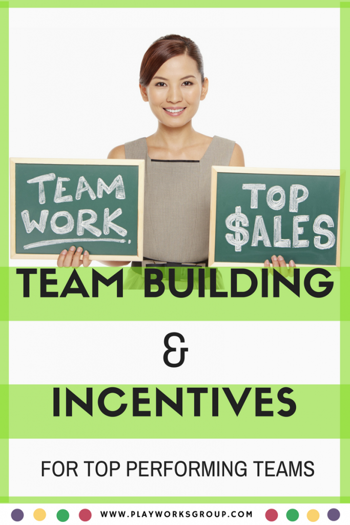 The Case for Team Building at Incentives