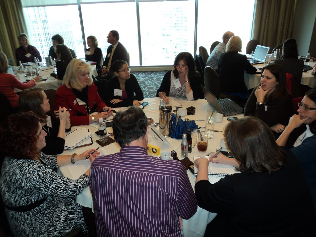 conflict builds teams conversation