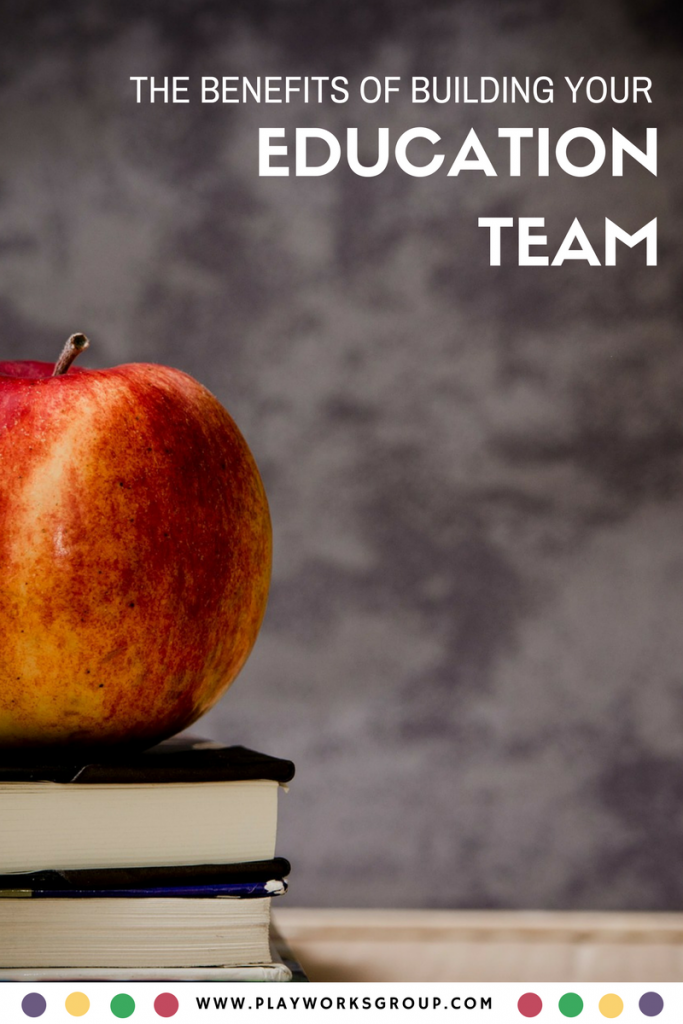 Building Your Educational Team: A Win Win Equation