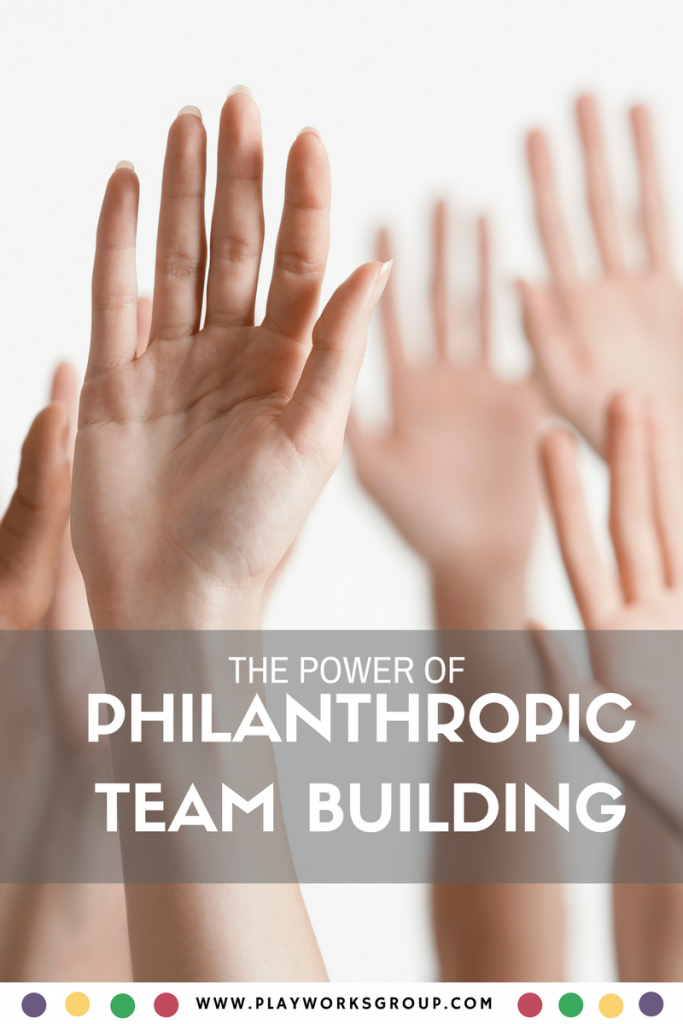 Frontline: A New Concept in Philanthropic Team Building