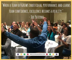 team building quotes | Play Works Group | team inspiration