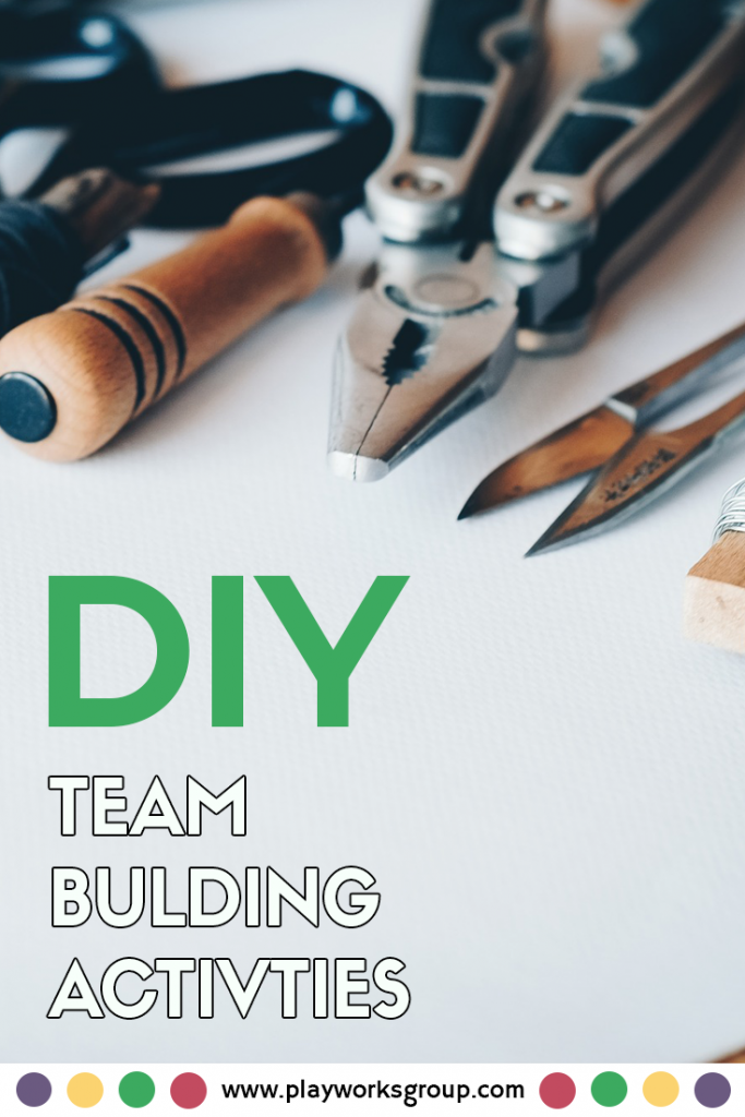DIY teambuilding activities that work